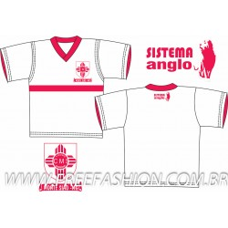 CAMISETA UNIFORME ESCOLAR