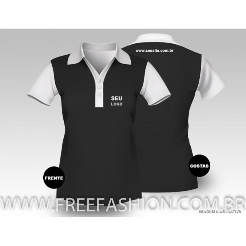 d432d37c15ed5 23024 CAMISA GOLA POLO PIQUET PA CORTES ESPECIAIS - Free Fashion