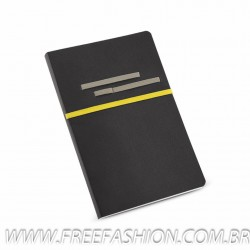 93713 Caderno Couro Sintético