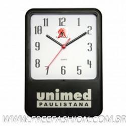 AG12UNV Relógio de Parede Universal Vertical