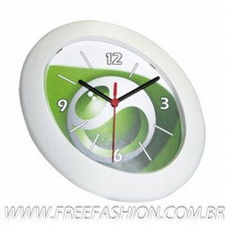 AR11OVL Relógio Oval Modelo 10h30