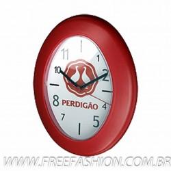 AR11OVV Relógio Oval Modelo 12h00