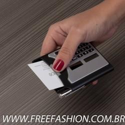 3919 Calculadora Porta Cartão