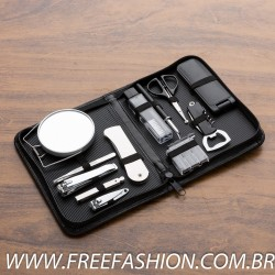 S124 Kit Manicure 12 peças