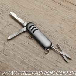 11395 Mini Canivete 3 Funções