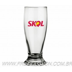 007056 Copo Cerveja Tulipa 300ml