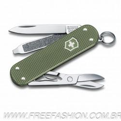 0.6221.L17 Canivete Classic Victorinox Verde Oliva