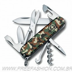 1.3703.94 Canivete Climber Victorinox Camouflage