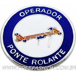 006 - BOTTON OPERADOR PONTE ROLANTE 30 MM