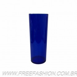 00014 COPO LONG DRINK 330 ML AZUL