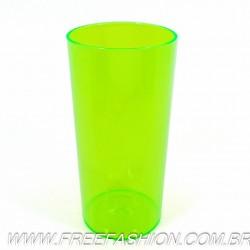 0320 Long Drink Economico 320 Verde Neon