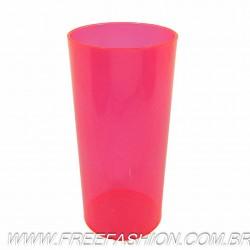 0320 Long Drink Economico 320 Rosa Neon