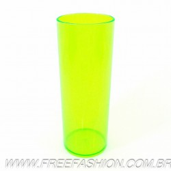 0350 COPO LONG DRINK 350 ML VERDE NEON