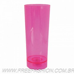 0330 COPO LED LONG DRINK 330 ML ROSA