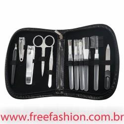 13771 Kit Manicure 11 Peças