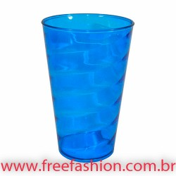 0550 COPO ESPIRAL 550 ML COR AZUL ROYAL