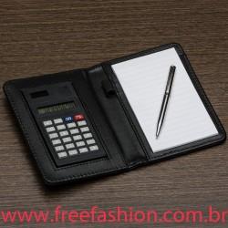 11948 Bloco de anotações com calculadora