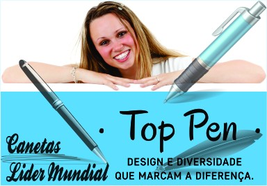 CANETA TOP PEN MADE IN ITALY