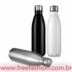 4600 SQUEEZE GARRAFA  Garrafa aço inoxidavel 750 ml
