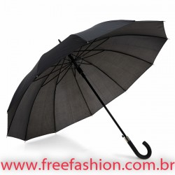 99126 Guarda-chuva de 12 varetas Guarda-chuva de 12 varetas. Poliéster 190T.