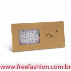 91755 Kit para pintar em caixa de cartão