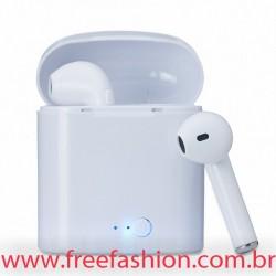 14199 Fone Bluetooth com Case Carregador