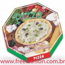 FREE 35 CAIXA PARA PIZZA 35 X 35 CM