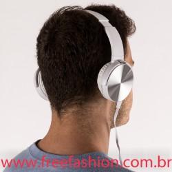 02065 Headfone Bass Estéreo com Microfone