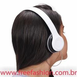 02068-BRI Fone de Ouvido Brilhante Bluetooth