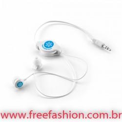 97309 Fone de ouvido retrátil