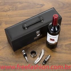 12019  Kit Vinho 4 Peças
