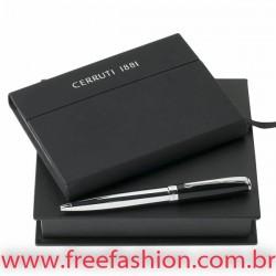42017 Kit de caderno e esferográfica CERRUTI