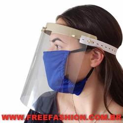 0010 Máscara Protetora Shield Face