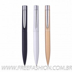 CANETA SEMI METAL PEN DRIVE