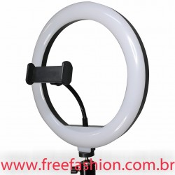 CXB260- ILUMINADOR RING LIGHT 10POL. COM TRIPÉ