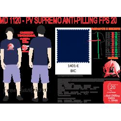 1401-ESP CAMISETA TRADICIONAL ANTI PILLING BIC