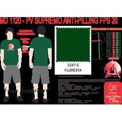 2247-E CAMISETA TRADICIONAL ANTI PILLING FLORESTA