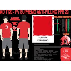 5181-E CAMISETA TRADICIONAL ANTI PILLING VERMELHO