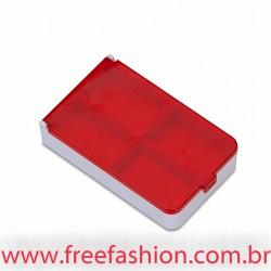 14245 Porta Comprimido Plástico