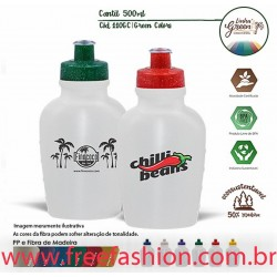 110GC Cantil 500ml Green Colors