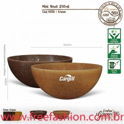 405G Mini Bowl Green 240ml