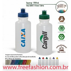 113GC Squeeze 550 ml Green Colors