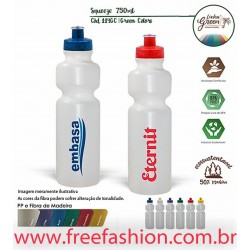 114GC Squeeze 750 ml Green Colors