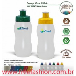 125GC Squeeze Wave 250 ml Green Colors