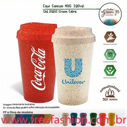 142GC Copo Cancun Green Colors MUG 320ml - Lançamento