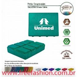 279GC Porta Comprimidos Green Colors