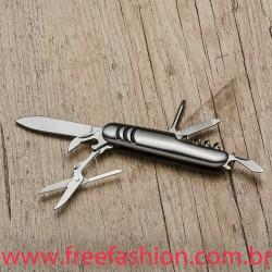 01263 Canivete Metal 7 funções