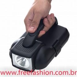 07494 Kit Ferramenta 19 Peças com Lanterna