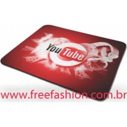 FREE 013 MOUSE PAD 21 X 18 CM PERSONALIZADO E LAMINADO COM PVC