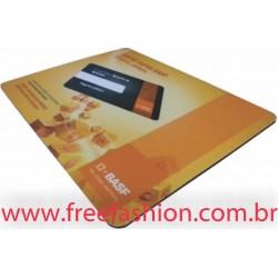 FREE 026 MOUSE PAD 21,5 X 16,5 PERSONALIZADO E LAMINADO COM PVC
